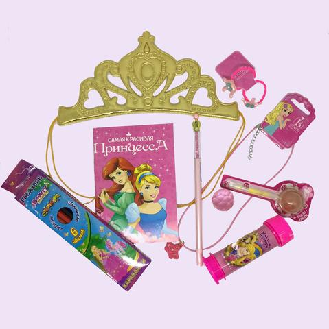 Большой подарок принцессам от 3 лет