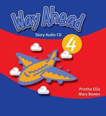 New Way Ahead 4 Story Audio CD x1 !!