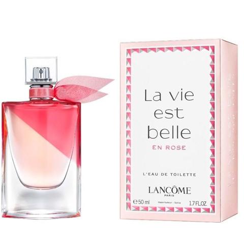 Lancome: La Vie est Belle En Rose женская туалетная вода edt, 50мл/100мл