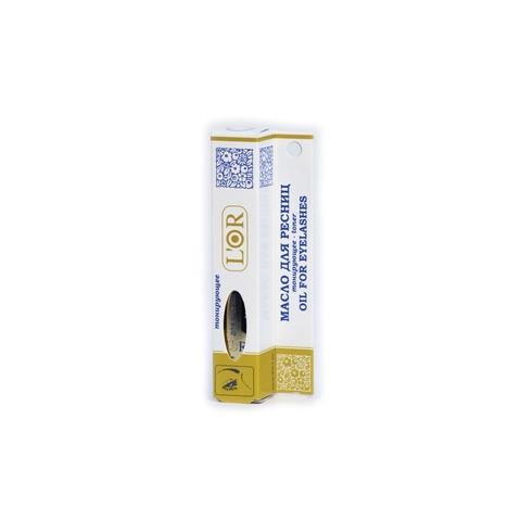 L'OR Масло для ресниц и бровей Тонирующие 12мл