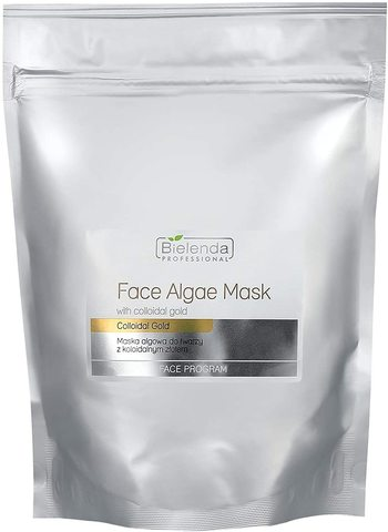 WATERFALL OF GOLD PROGRAM Альгинатная маска для лица с коллоидальным золотом