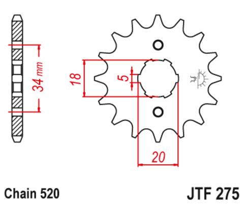 JTF275