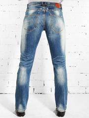 YH283 джинсы мужские, синие