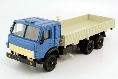 KAMAZ-53212 blue-gray Elecon Made in USSR 1:43
