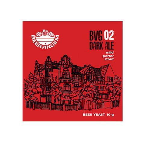 Дрожжи Beervingem Dark Ale BVG-02, 10 г