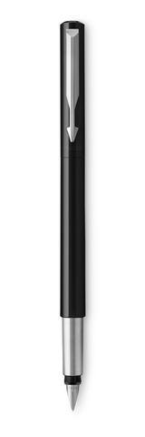 Перьевая ручка Parker Vector Standard F01, цвет: Black