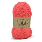 Пряжа Drops Alpaca 9022 коралл