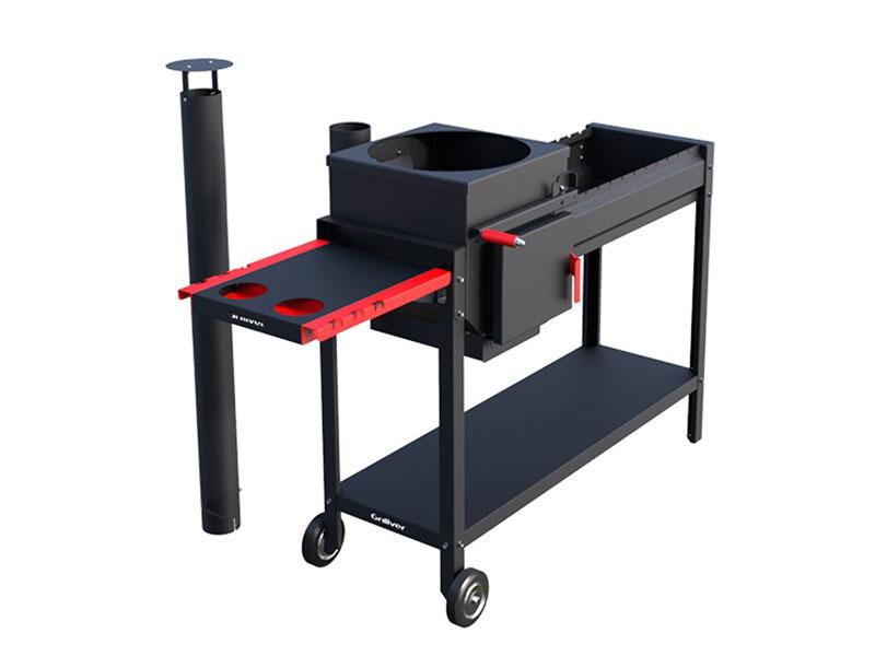 Мангалы Печь-мангал Grillver Iscander Comfort 1.jpg