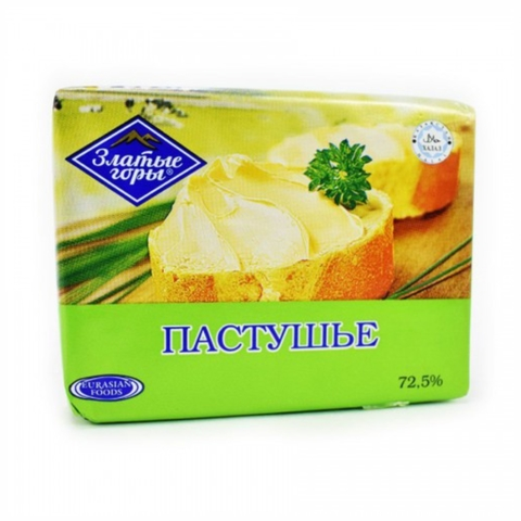 Масло ПАСТУШЬЕ 72,5% 180 гр 3 Желания КАЗАХСТАН