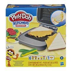 Play Doh Kitchen Creations Набор сырных бутербродов