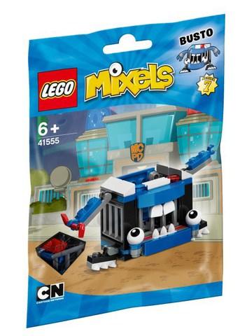 LEGO Mixels: Бусто 41555 — Busto — Лего Миксели