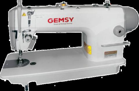 Одноигольная прямострочная швейная машина Gemsy GEM 8801 D1 | Soliy.com.ua