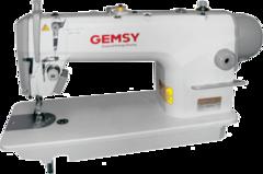 Фото: Одноигольная прямострочная швейная машина Gemsy GEM 8801 D1
