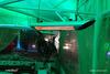 Уличный карбоновый ИК обогреватель Veito Blade Silver с пультом ДУ