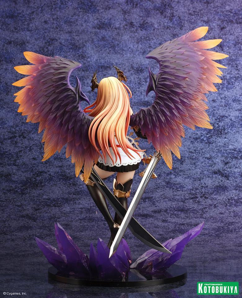 Rage of Bahamut - Dark Angel Olivia Ani-Statue