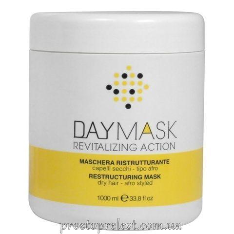 Punti di Vista Personal Touch Restructuring Day Mask - Відновлююча маска з рослинною плацентою і серцевиною бамбука