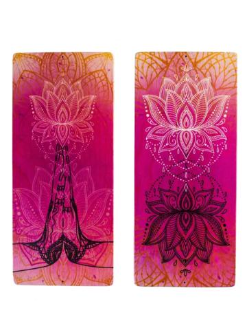 Доска с гвоздями Садху Pink Mandala