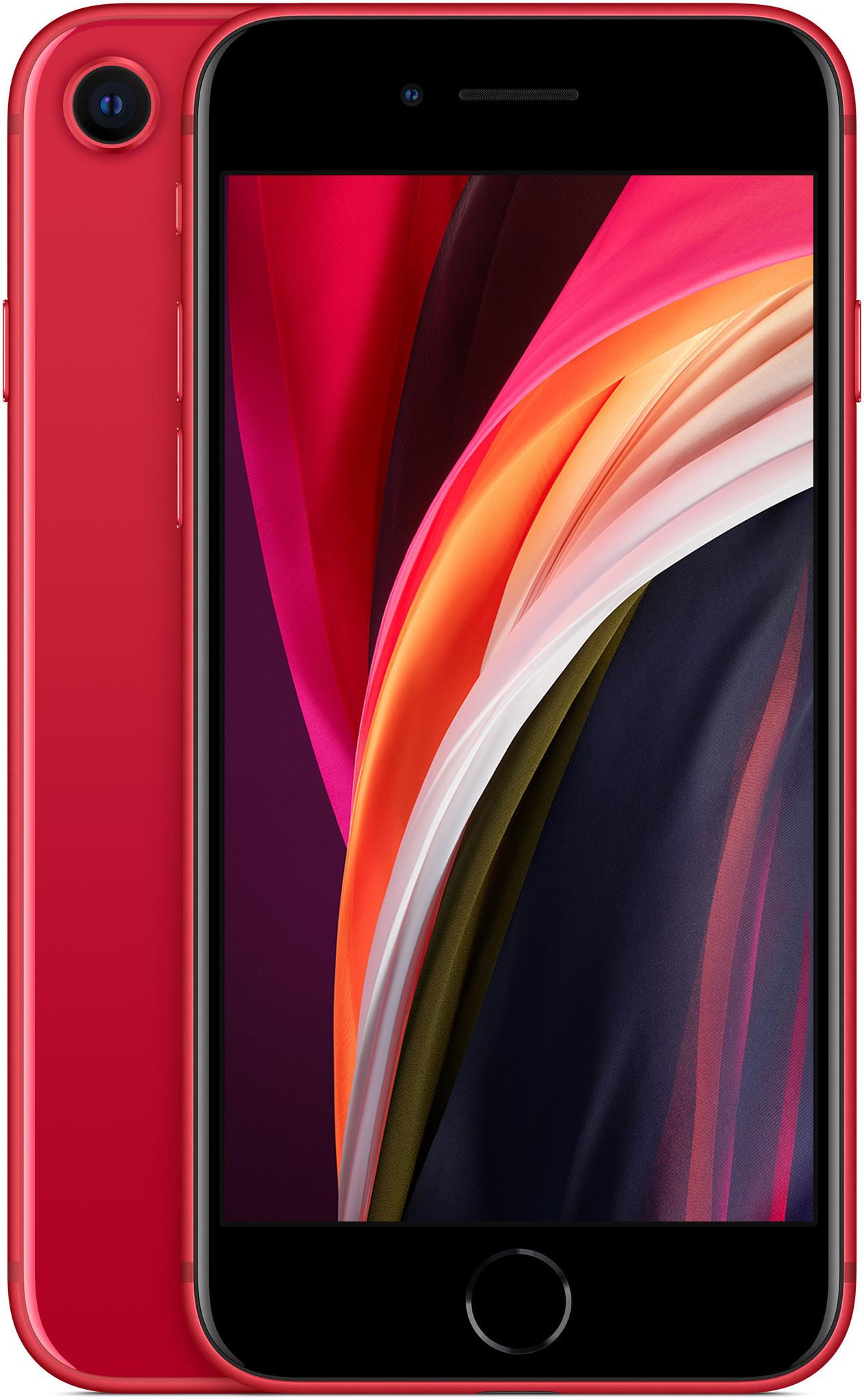 iPhone SE 2020 Apple iPhone SE 2020 64gb Красный red1.jpg