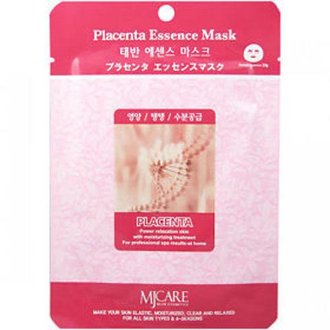 Тканевая маска с плацентарным экстрактом Mijin Cosmetic MJ Care Placenta Essence Mask