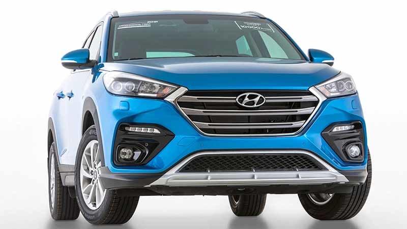 Обвес MTR Design для Hyundai Tucson
