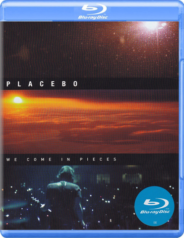 Placebo / We Come In Pieces (Blu-ray)