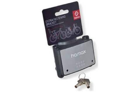 Картинка велокресло Hamax Fastening Bracket W/Lock  - 1