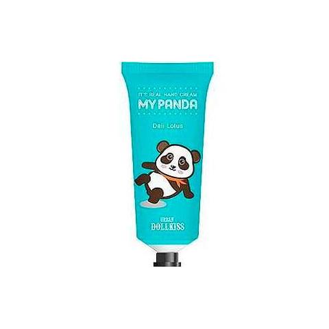 Urban Dollkiss It's Real My Panda Hand Cream #04 DELI LOTUS