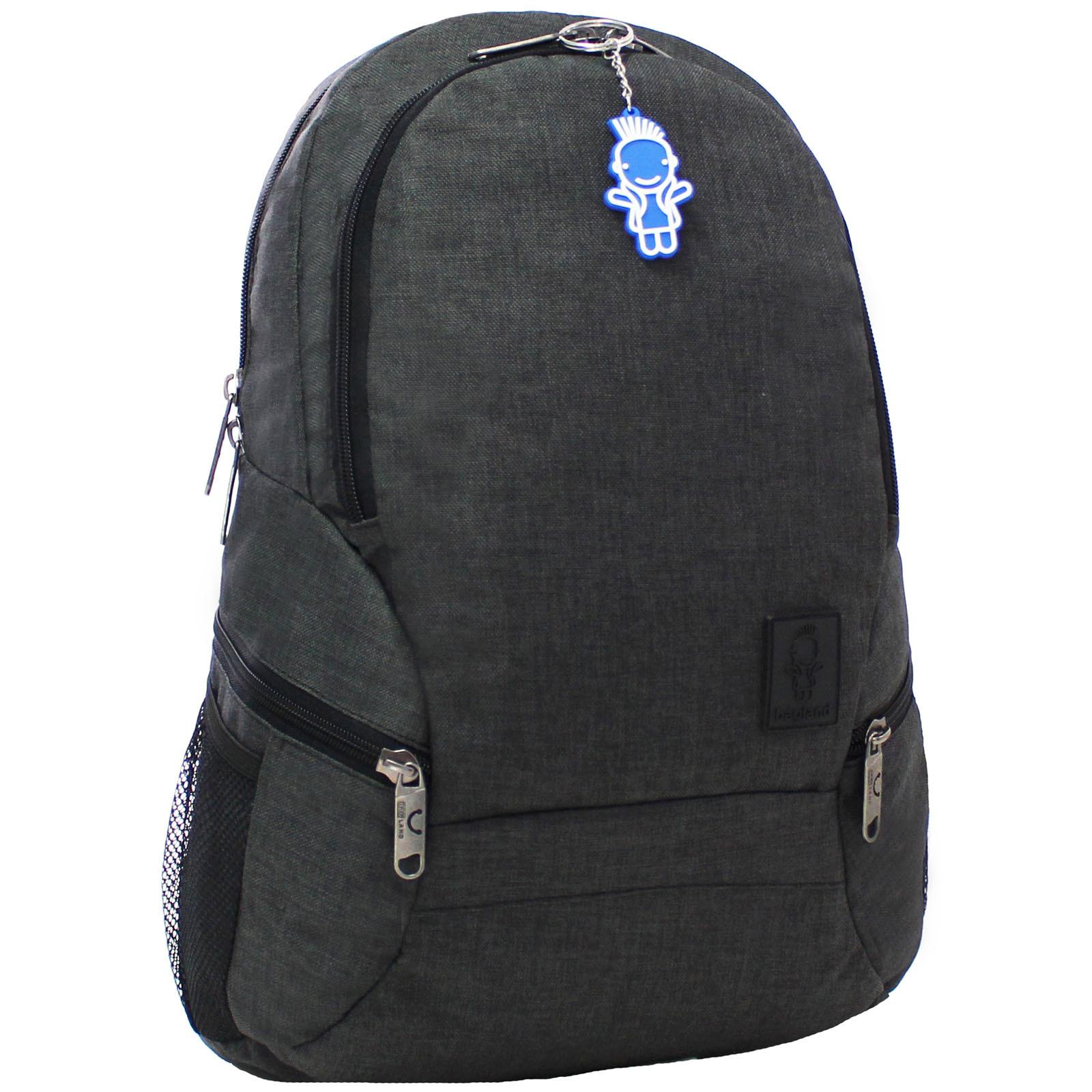 Городские рюкзаки Рюкзак Bagland Urban 20 л. Чёрный (0053069) IMG_6160.JPG