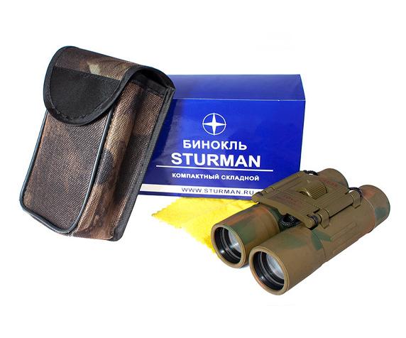 Бинокль Sturman 10x25 - фото 2