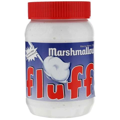 Marshmallow Fluff Кремово-ванильный маршмеллоу 213 гр