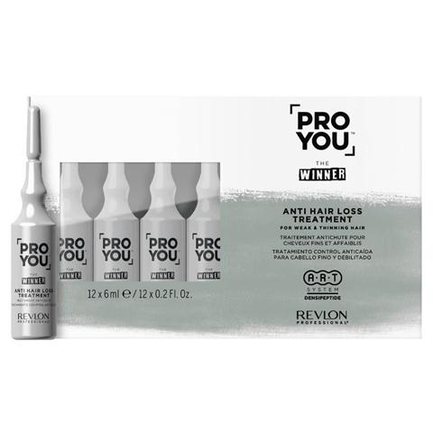 REVLON ProYou Winner: Средство против выпадения волос (Anti Hair Loss Treatment), 12*6мл