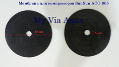 Мембрана для SunSun ACO-005