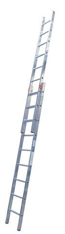 FABILO Выдвижная лестница, 2 х 9 перекладин