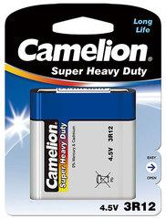 Батарейки Camelion Blue 3R12, 4.5V (1/20) BL