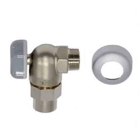 Vaillant Угловой газовый кран с противопожарной защитой R/Rp 3/4  Ёмкостные водонагреватели