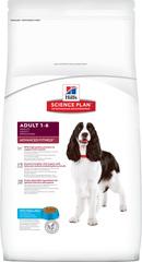 Hills Science Plan Canine Adult Advanced Fitness with Tuna & Rice 12 кг с тунцом.