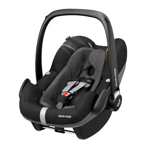 Автокресло Maxi-Cosi Pebble Pro i-Size Frequency Black