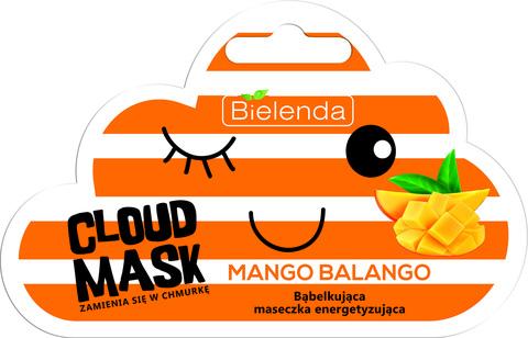 CLOUD MASK энергизирующая кислородная маска Mango Balango 6g