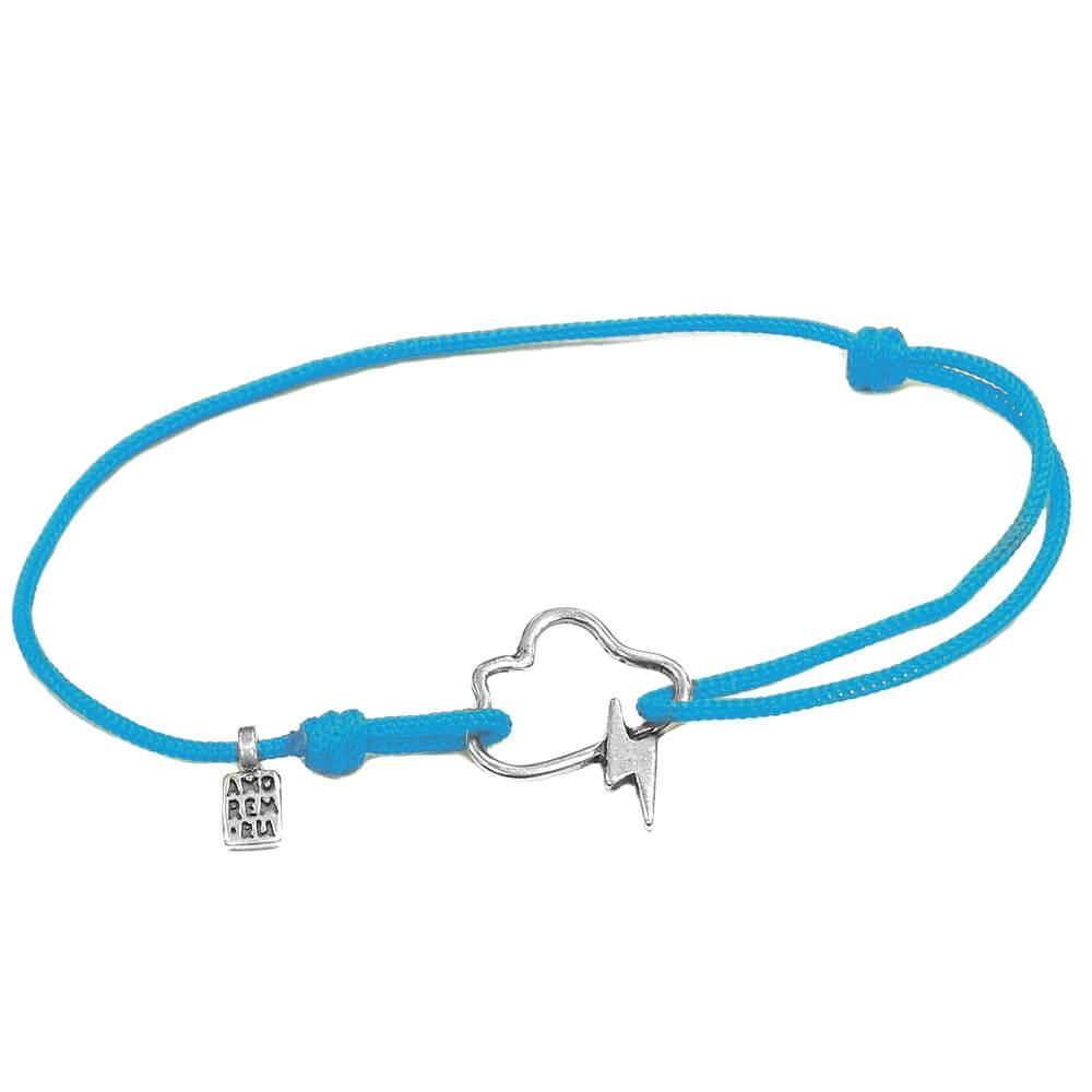 Cloud bracelet, Sterling Silver