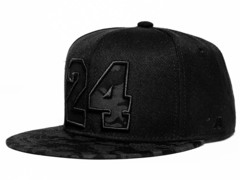 Бейсболка № 24 Snapback