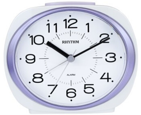 Настольные часы -будильник Rhythm CRA838BR12