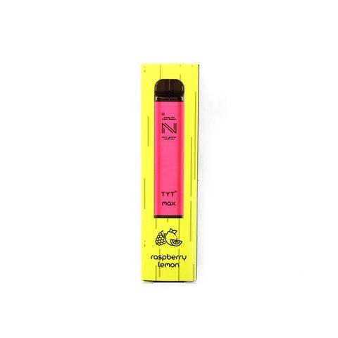 Одноразовая электронная сигарета HQD IZI MAX Raspberry Lemon (Малина Лимон)