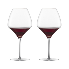 Набор бокалов для красного вина Burgunder 848 мл, 2 шт, First, фото 2