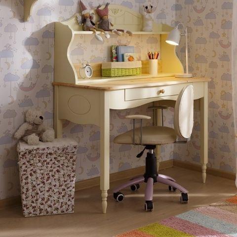 Письменный стол из дерева Айно 5