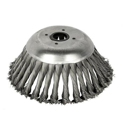 Кордщетка для триммера DDE металлическая, 150 * 20/25,4 мм, шт