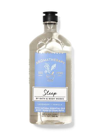 Гель для душа Bath&BodyWorks Sleep Lavender + Vanilla 295 мл
