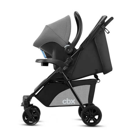 Коляска 2 в 1 CBX by Cybex Woya Comfy Grey