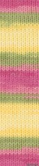 2613 (Желтый, салатовый, розовый)