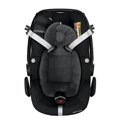 Автокресло Maxi-Cosi Pebble Pro i-Size Frequency Black