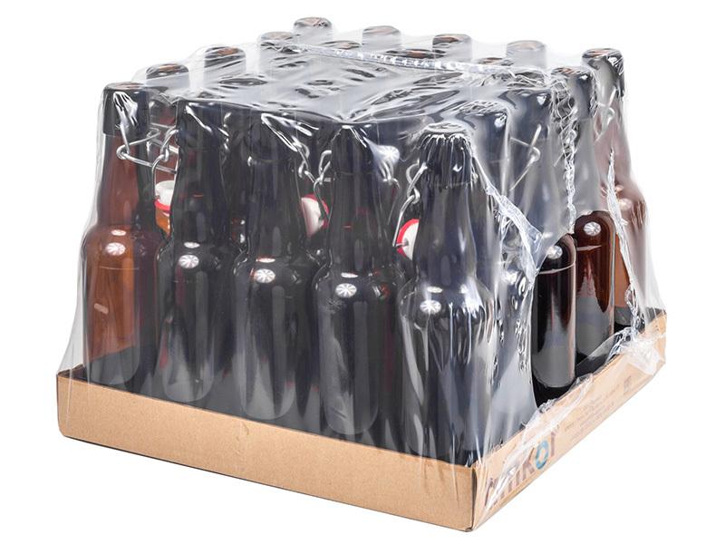 Розлив и хранение пива Бутылка 0,33 литра с бугельной пробкой  25 штук 013121_1.jpg